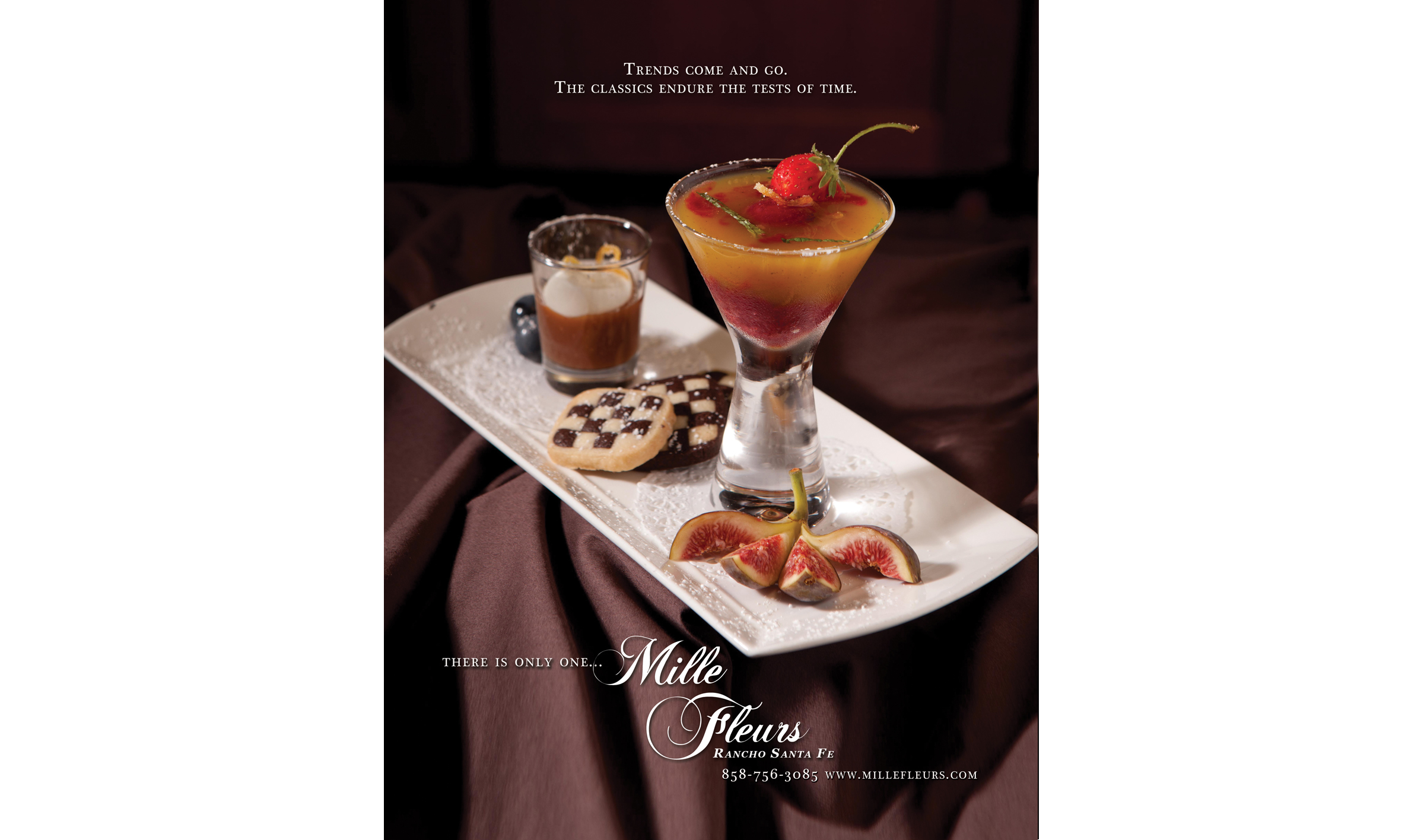 Our Dessert Menu >> Restaurant Advertising Campaigns « Group181 - A Full Service Creative Advertising and Branding ...