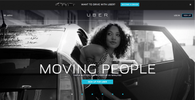 The Uber brand is an excellent example of Brand Invention.